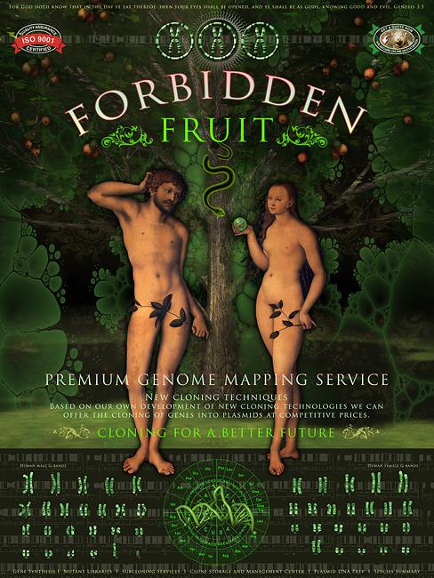 Forbidden fruit xxx